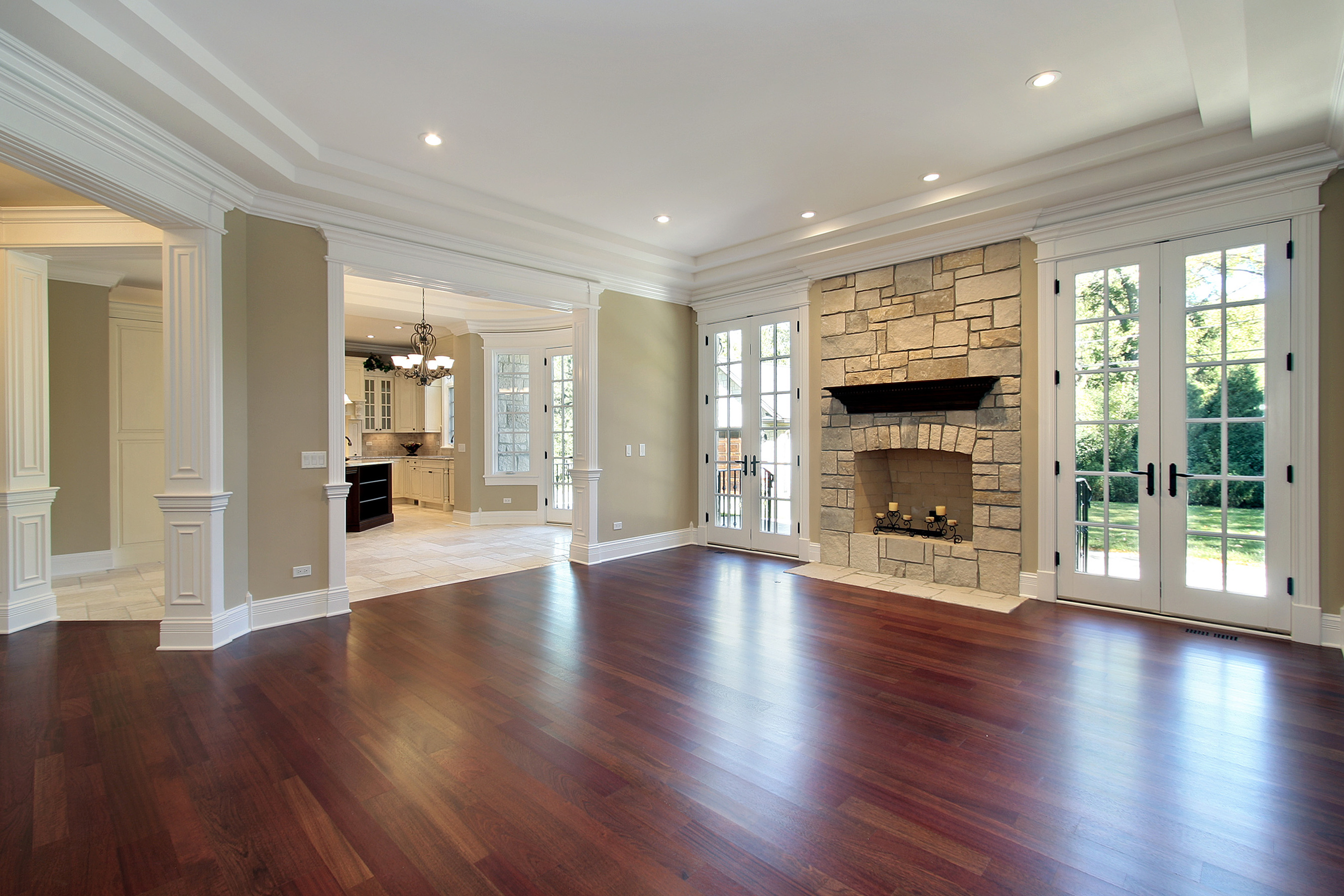 hardwood floor refinishing racine wi